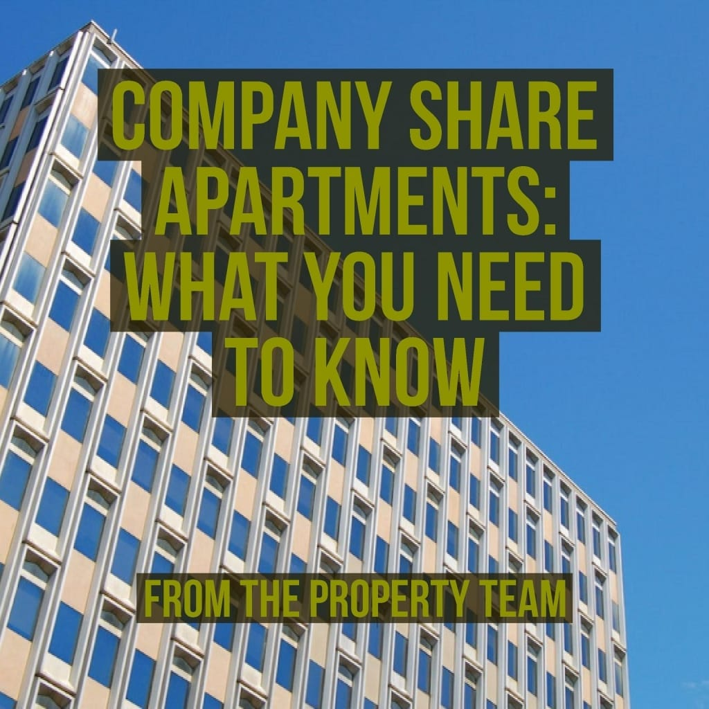 Company Share Apartments