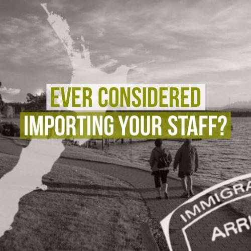 Importing Staff